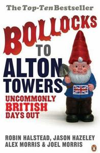 Bollocks to Alton Towers cover