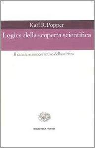 Logica della scoperta scientifica cover