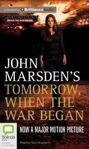 Tomorrow, When the War Began cover