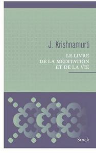 Le livre de la méditation et de la vie cover