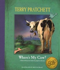 Where's My Cow? cover