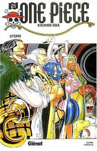 One Piece Tome 21 cover
