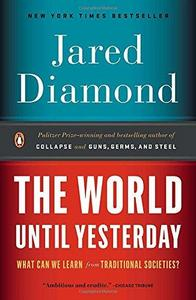The World Until Yesterday cover