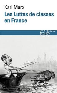 The Class Struggles in France, 1848 to 1850 cover