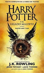 Harry Potter y el legado maldito (Texto completo de la obra de teatro) cover