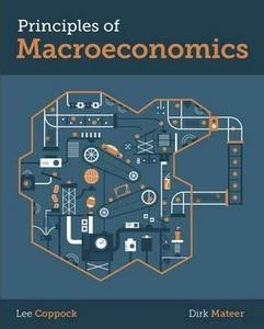 Principles of Macroeconomics cover