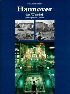 Hannover im Wandel einst, gestern, heute cover