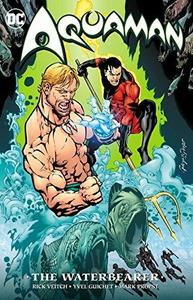 Aquaman: The Waterbearer. New Edition cover