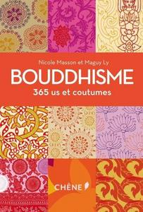 BOUDDHISME 365 us et coutumes cover