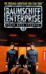 Spock muß sterben! cover