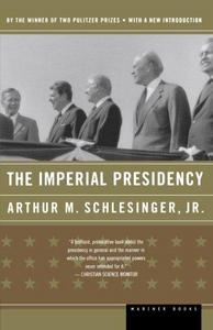 The Imperial Presidency cover