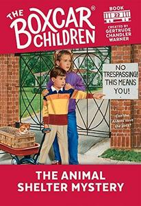 The Animal Shelter Mystery cover