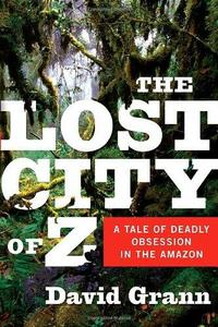 The Lost City of Z cover