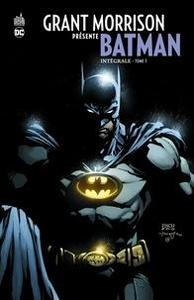 Grant Morrison présente Batman Intégrale Tome 3 cover