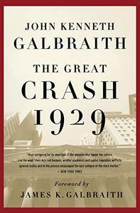 The Great Crash, 1929 cover