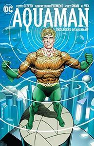 Aquaman: The Legend of Aquaman cover
