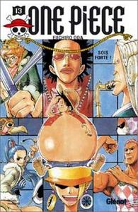 One Piece, tome 13 cover