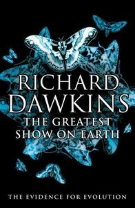 The Greatest Show on Earth: The Evidence for Evolution cover