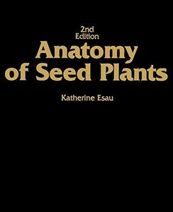 Anatomy of seed plants cover