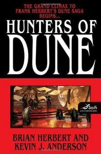 Hunters of Dune cover