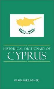 Historical Dictionary of Cyprus cover