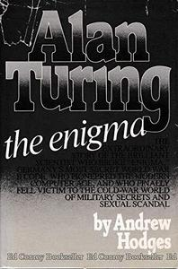 Alan Turing: The Enigma cover