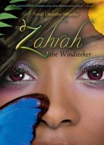 Zahrah the Windseeker cover