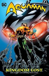 Aquaman: Kingdom Lost cover