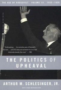 The Politics of Upheaval cover