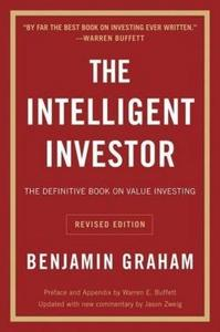 The intelligent investor cover