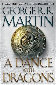 A Dance with Dragons: 5 (Song of Ice and Fire) cover