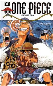 One Piece, tome 8 cover