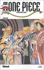 One Piece Tome 22 cover