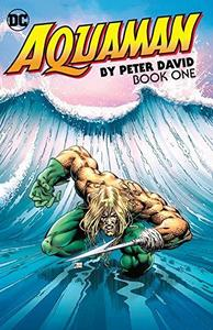 Aquaman by Peter David Book One cover