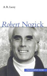 Robert Nozick cover
