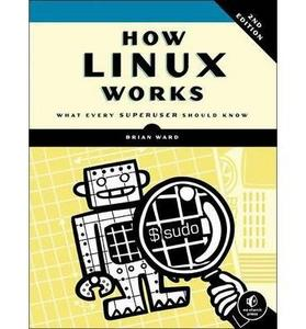 How Linux Works cover