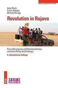 Revolution in Rojava cover