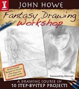 Fantasy Drawing Workshop cover