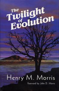 The twilight of evolution cover