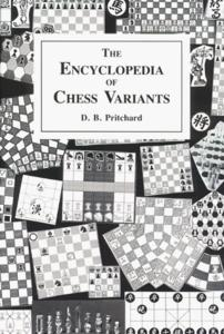 The encyclopedia of chess variants cover