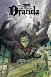 The Curse of Dracula cover