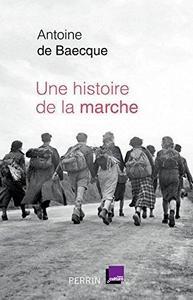 Une histoire de la marche cover