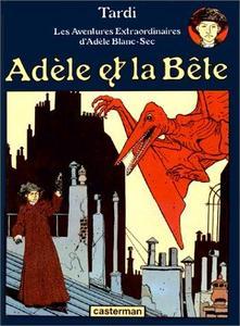 Adèle et la Bête cover