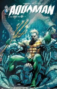 Aquaman Tome 3 cover