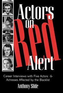 Actors on Red Alert cover