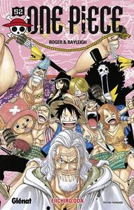 One Piece, Tome 52 cover