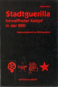 Stadtguerilla, bewaffneter Kampf in der BRD und Westberlin cover