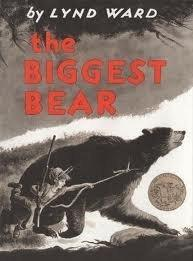 The Biggest Bear cover