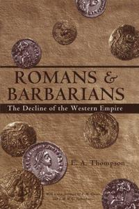 Romans and Barbarians cover