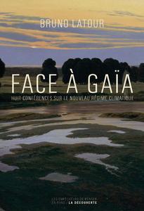 Face à Gaïa cover